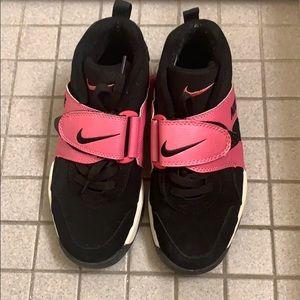 Nike Air Veer (GS) 'Pink Flash' Black Pink White